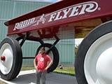Ben Marggraf World's Largest Wagon