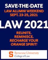 Law Alumni Weekend 2021