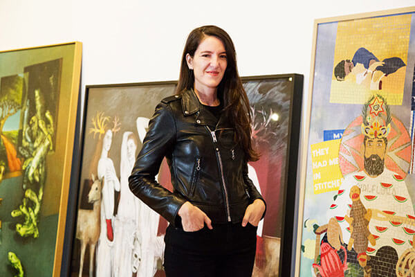 Image of Chief Curator, Gabriela Urtiaga