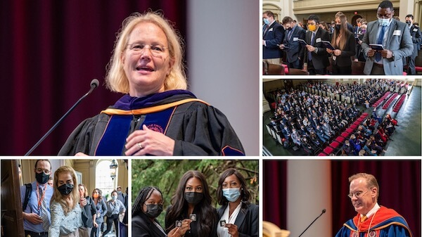 Law Convocation 2021
