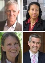 Kristen Barnes, Mark Nevitt, Jennifer Breen, and William C. Banks