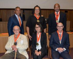 2018 Syracuse Law Honors Recipients